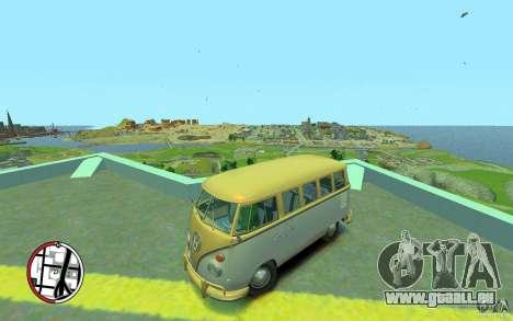 Volkswagen T1 Bus 1967 für GTA 4