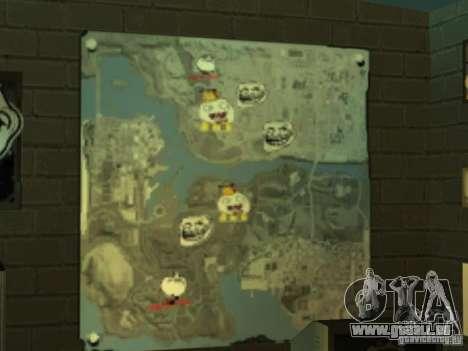 Teufel ja Bar für GTA San Andreas fünften Screenshot