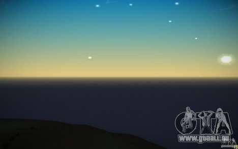 HD Wasser v3. 0 für GTA San Andreas achten Screenshot