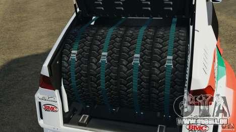 Mitsubishi Montero EVO MPR11 2005 v1.0 [EPM] pour GTA 4 est une vue de dessous