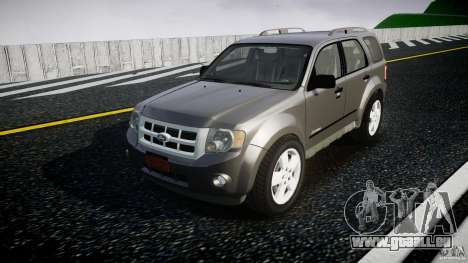 Ford Escape 2011 Hybrid Civilian Version v1.0 für GTA 4