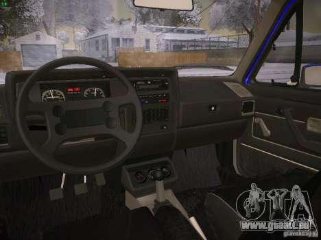 Volkswagen Rabbit GTI für GTA San Andreas zurück linke Ansicht