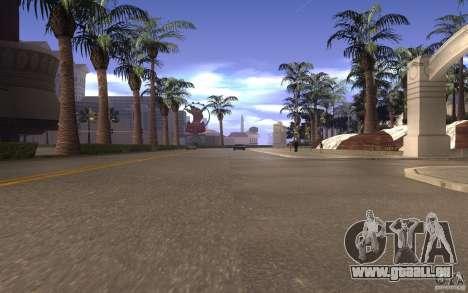 ENBSeries by muSHa v2.0 pour GTA San Andreas troisième écran