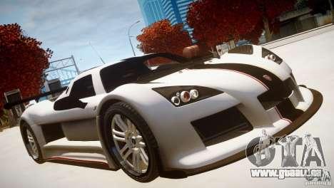Gumpert Apollo Sport KCS Special Edition v1.1 pour GTA 4