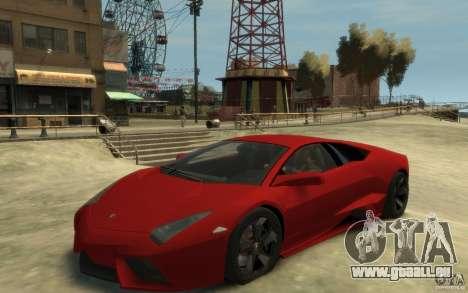 Lamborghini Reventon Coupe pour GTA 4