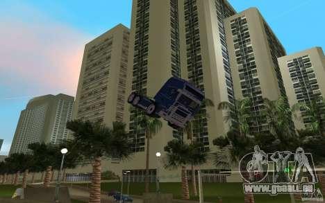 SCANIA 164L 580 V8 pour une vue GTA Vice City de la droite