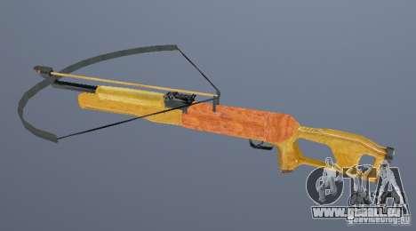 Armbrust für GTA San Andreas zweiten Screenshot