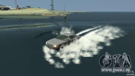 Admiral boat pour GTA 4