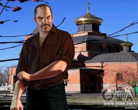 Écrans de chargement ville Stavropol pour GTA 4 quatrième écran