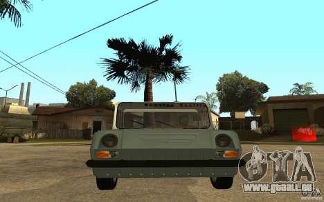 Dkns die Ungültige für GTA San Andreas rechten Ansicht