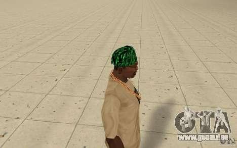 Bandanas matrix für GTA San Andreas zweiten Screenshot
