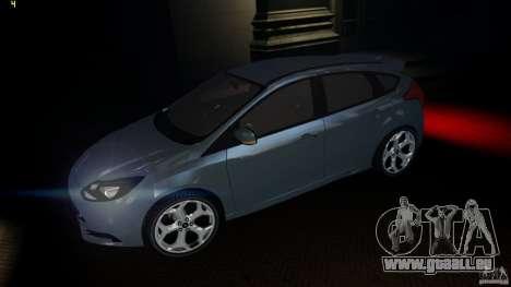 Ford Focus 3 ST pour GTA 4 est une gauche