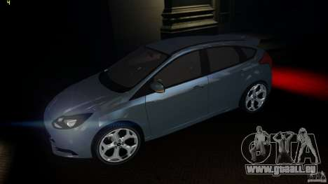 Ford Focus 3 ST für GTA 4 linke Ansicht
