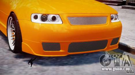 Audi A3 Tuning pour le moteur de GTA 4