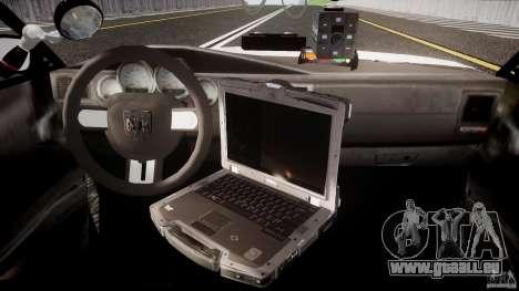 Dodge Charger NYPD 2012 [ELS] pour GTA 4 est un droit