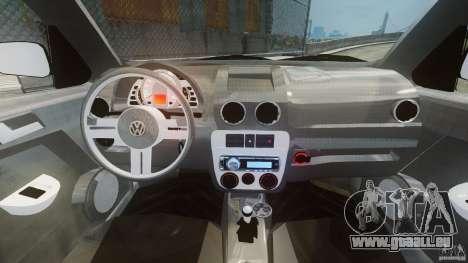 Volkswagen Gol G4 Rallye pour GTA 4 est un droit