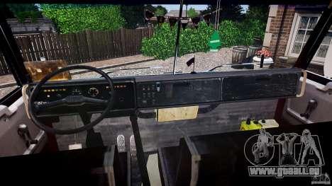 KAMAZ 5410 für GTA 4 obere Ansicht
