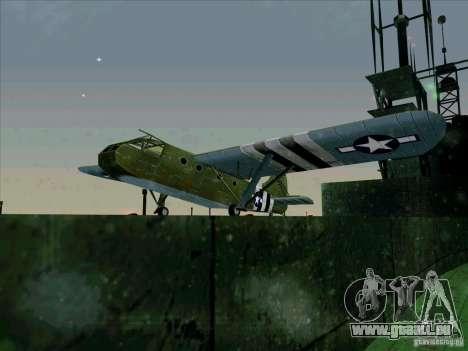 Avion du jeu derrière l'ennemi lignes 2 pour GTA San Andreas