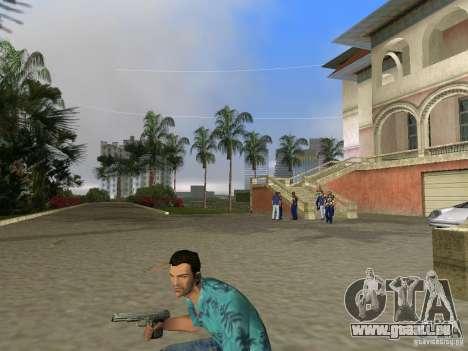 Armes National Parc supérieur pour GTA Vice City