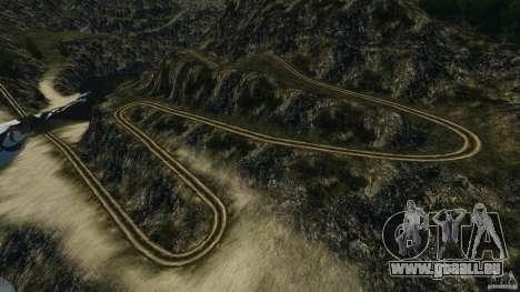 Codename Clockwork Mount v0.0.5 pour GTA 4 dixièmes d'écran