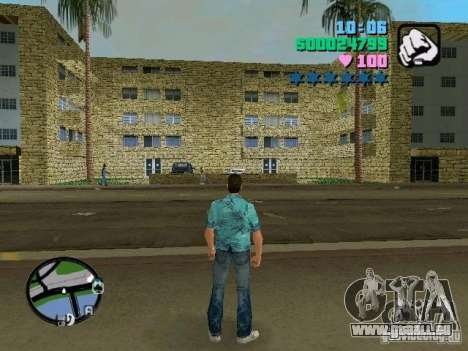 New hotel pour GTA Vice City