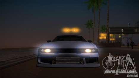 Elegy Drift für GTA San Andreas obere Ansicht