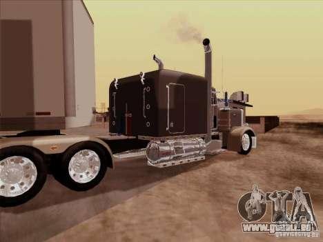 Peterbilt 359 Custom für GTA San Andreas rechten Ansicht