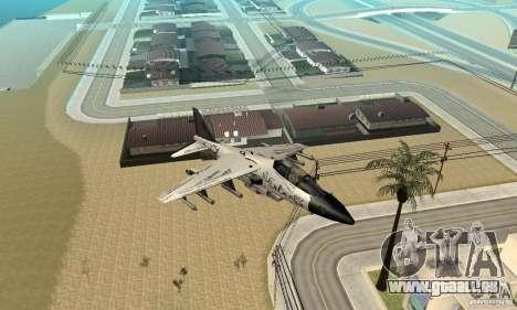 Upâčka-Hydra pour GTA San Andreas vue arrière