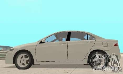 Honda Accord Comfort 2003 pour GTA San Andreas vue de droite