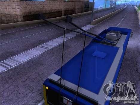 ElectroLAZ-12 für GTA San Andreas rechten Ansicht