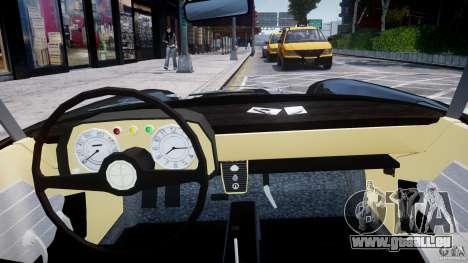 FSO Syrena Sport 1960 pour GTA 4 est un droit