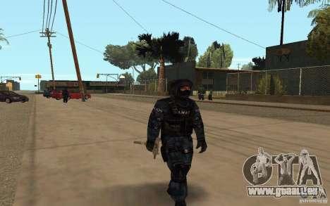 Alternative urban pour GTA San Andreas troisième écran