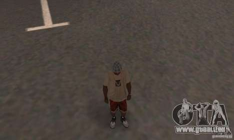 Nike Shoes für GTA San Andreas