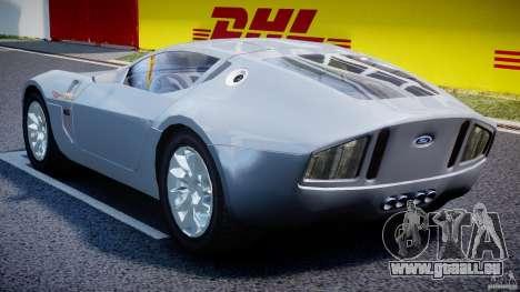 Ford GR-1 für GTA 4 rechte Ansicht