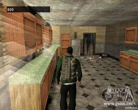 Intérieurs cachés 3 pour GTA San Andreas sixième écran