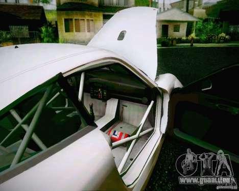 Porsche 911 GT3 für GTA San Andreas Seitenansicht