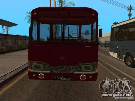 LIAZ 677 Ausflug für GTA San Andreas