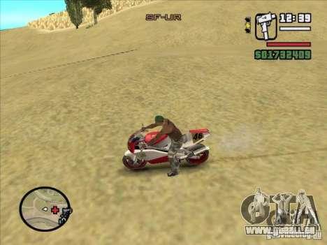 ZiT pour GTA San Andreas deuxième écran