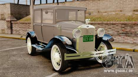 Ford Model T 1927 für GTA 4