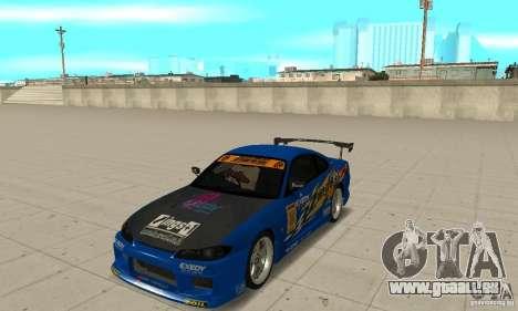 Nissan Silvia INGs +1 für GTA San Andreas