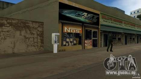 Der 2 Fast 2 Furious Shop pour GTA Vice City
