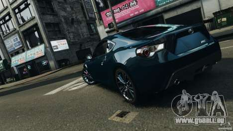 Scion FR-S für GTA 4-Motor