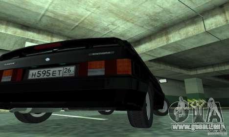 Vaz 2113 Suite v.1.0 pour GTA San Andreas vue de droite