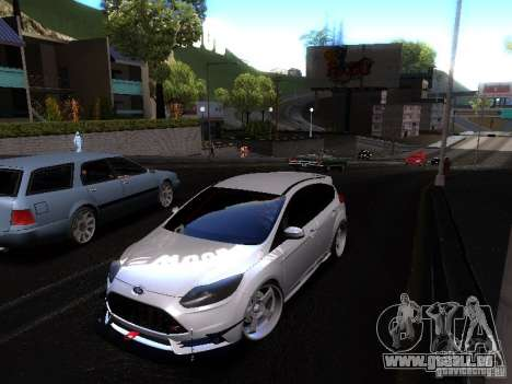 Ford Focus 2012 ST pour GTA San Andreas