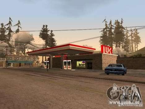 Le Village de Ivanovka pour GTA San Andreas neuvième écran