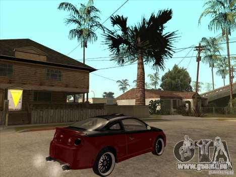 Chevrolet Cobalt ss Tuning pour GTA San Andreas vue de droite