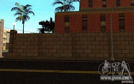 Neue Texturen für das Krankenhaus in Los Santos für GTA San Andreas achten Screenshot