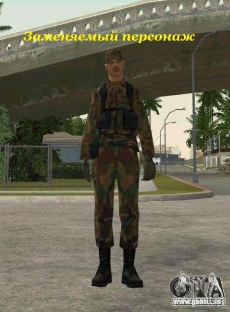 Peaux de S.T.A.L.K.E.R. pour GTA San Andreas dixième écran
