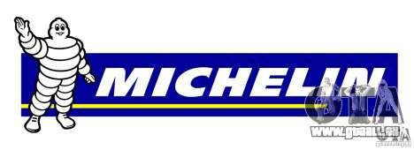Michelin Racing Tires pour GTA 4