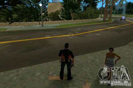 Manual Aiming pour GTA Vice City